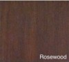 Rosewood Finish