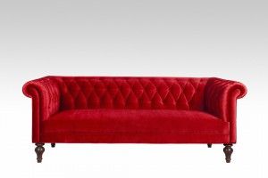 Chesterfield 3 seater and 2 seater sofa