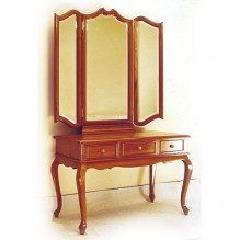 Tripoli dresser with mirror