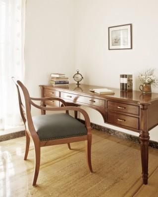 Desk WD 411 with Tivoli