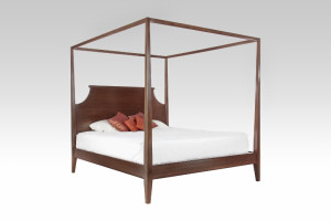 BD 660 Dane Four Poster Bed 1